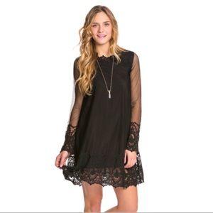 🆕 Volcom Ace Dress in Black - New w/ Tags